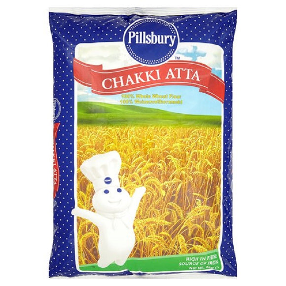 Pillsbury Chakki Atta - Indian pack