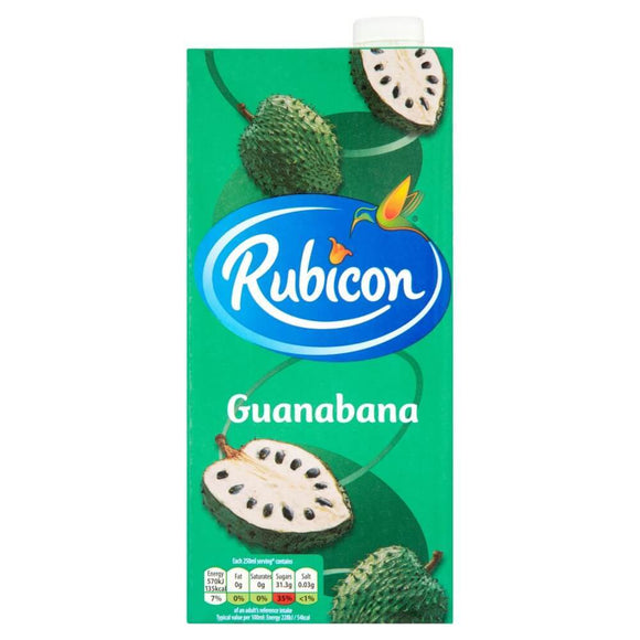 Rubicon Gunabana Juice