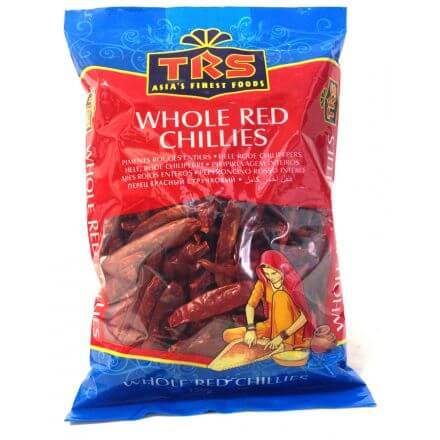 TRS Chilli Whole Red (Long)