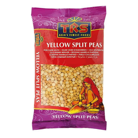 TRS Whole Peas Yellow