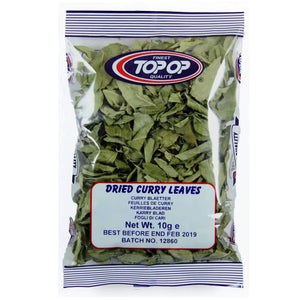 Topop Curry Leaves