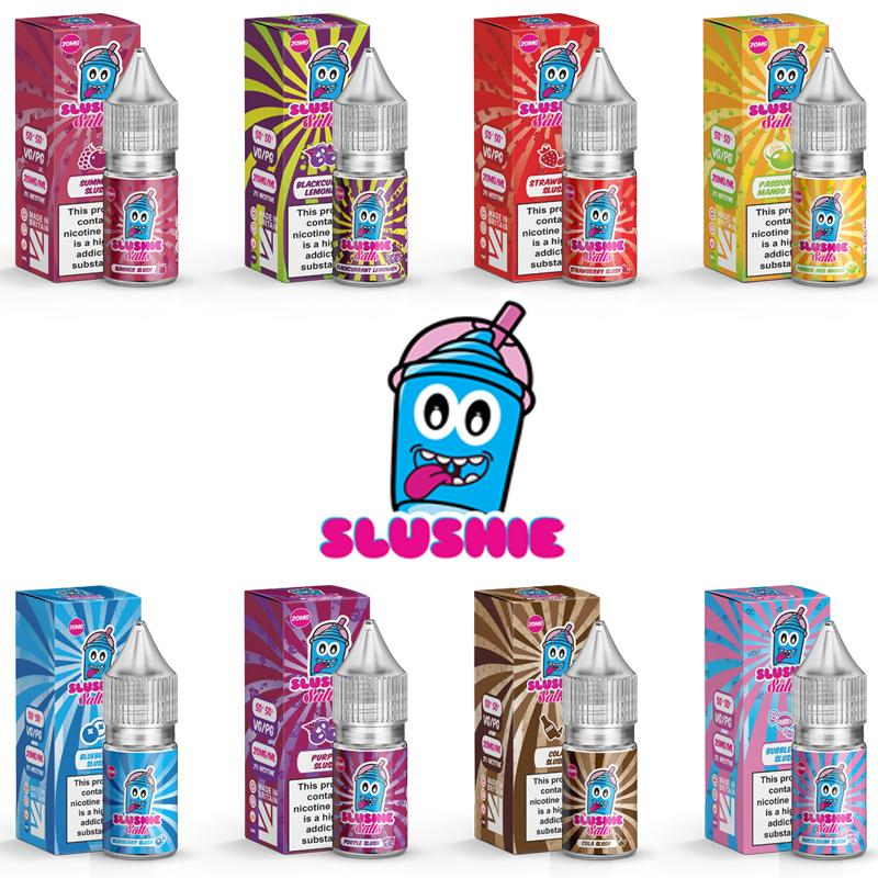 Slushie Nic Salts 10ml