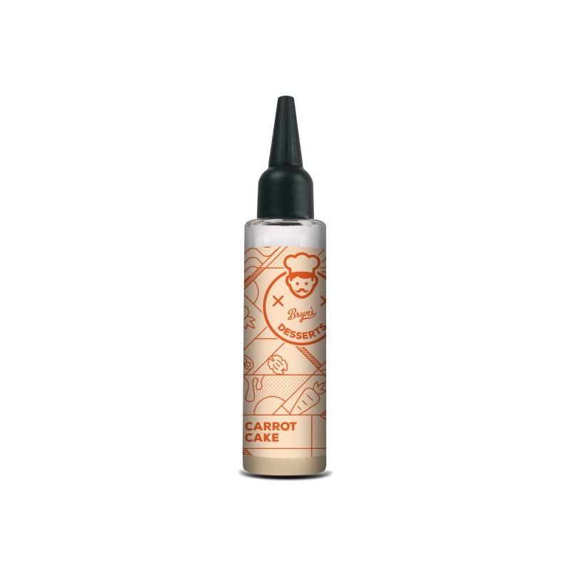 Carrot Cake by Bryn's Desserts - 50ml Short Fill E-Liquid