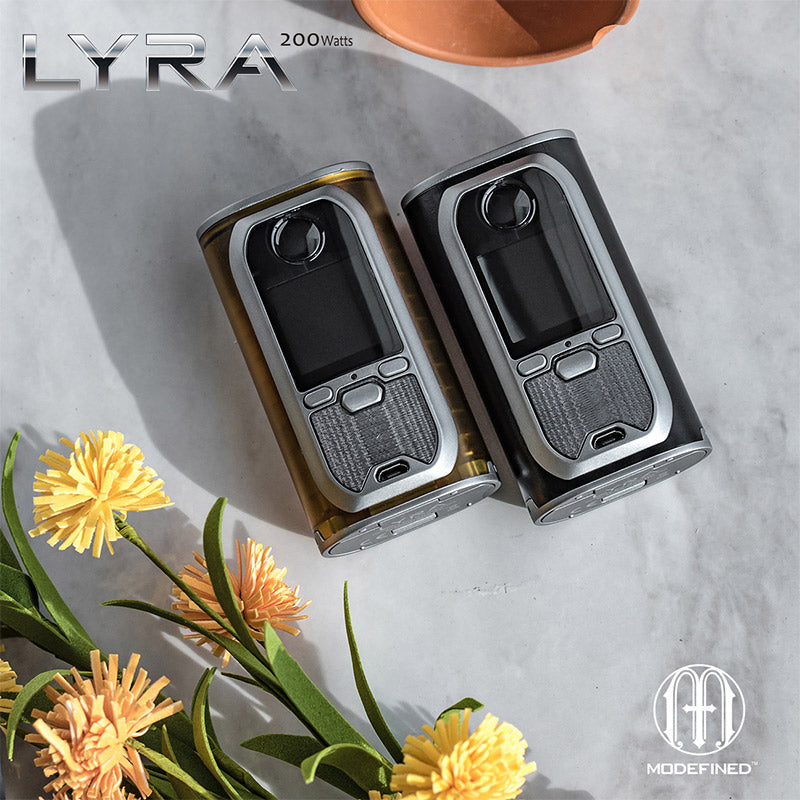 Modefined Lyra 200W Box Mod by Lost Vape