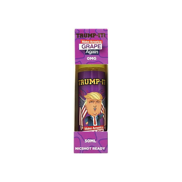 Make America Grape Again by Trump-It! - 50ml Short Fill E-Liquid