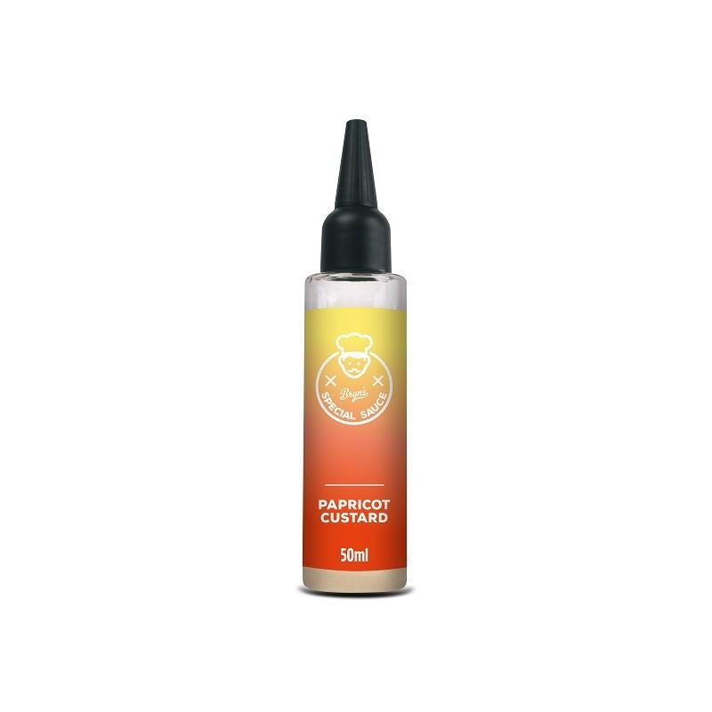 Papricot Custard by Bryn's Special Sauce - 50ml Short Fill E-Liquid