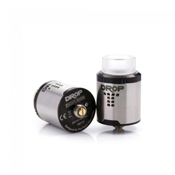 Digiflavor and The Vapor Chronicles Drop RDA