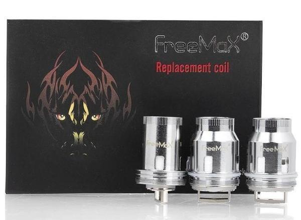 FreeMax Mesh Pro Coils - 3 Pack