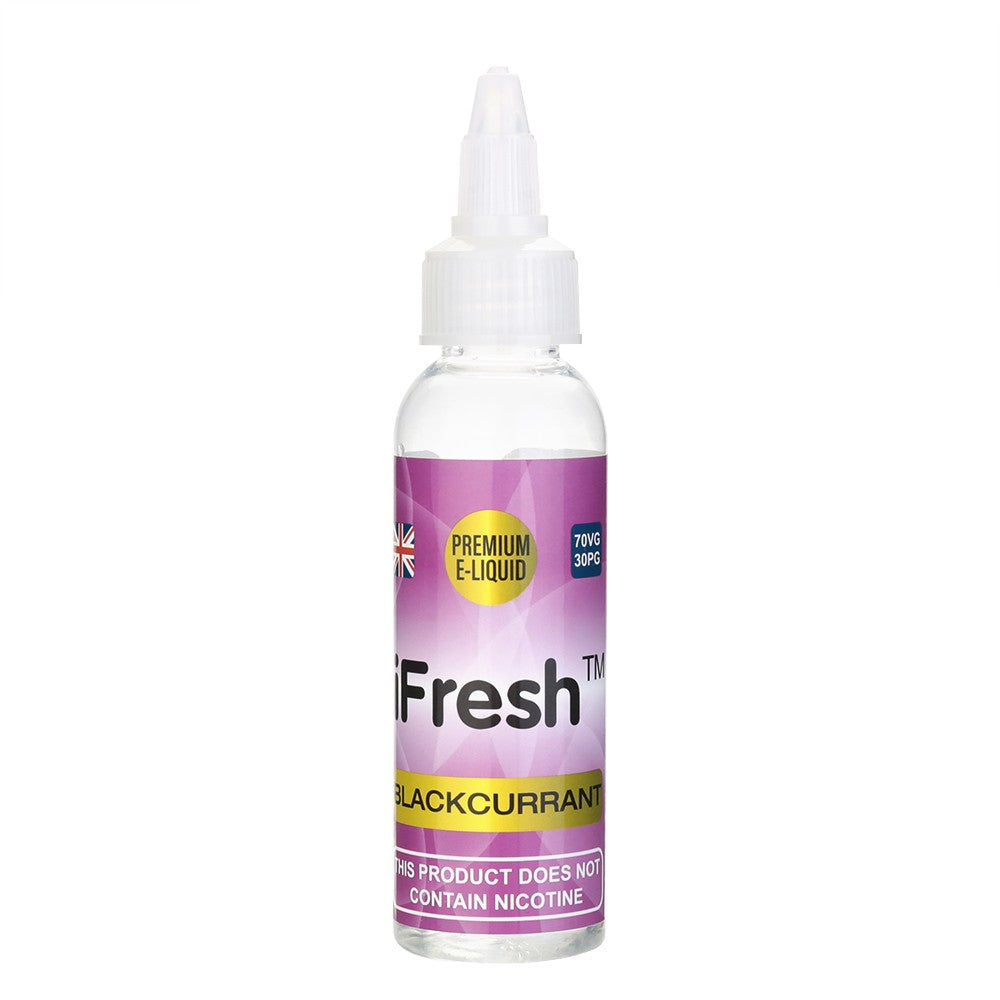 Blackcurrant 50ml 0mg E-Liquid by iFresh