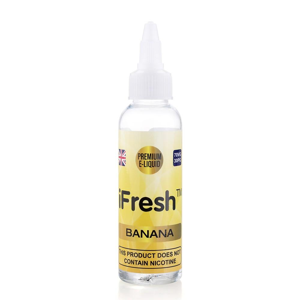 Banana by iFresh - 50ml Short Fill E-Liquid