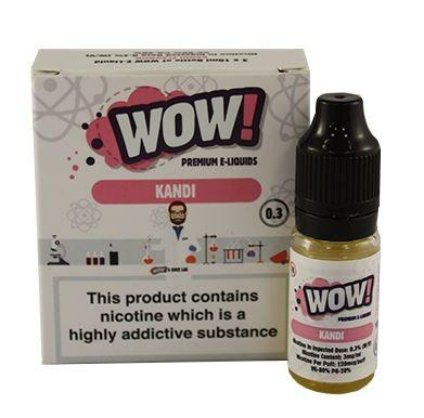 Kandi by WOW 3 x 10ml Multipack