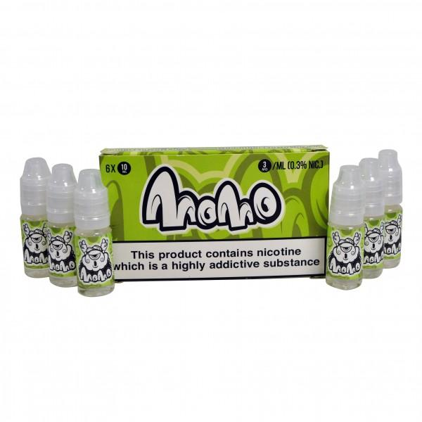 Lime Berry E-Liquid by MoMo - 6 x 10ml - Multipack