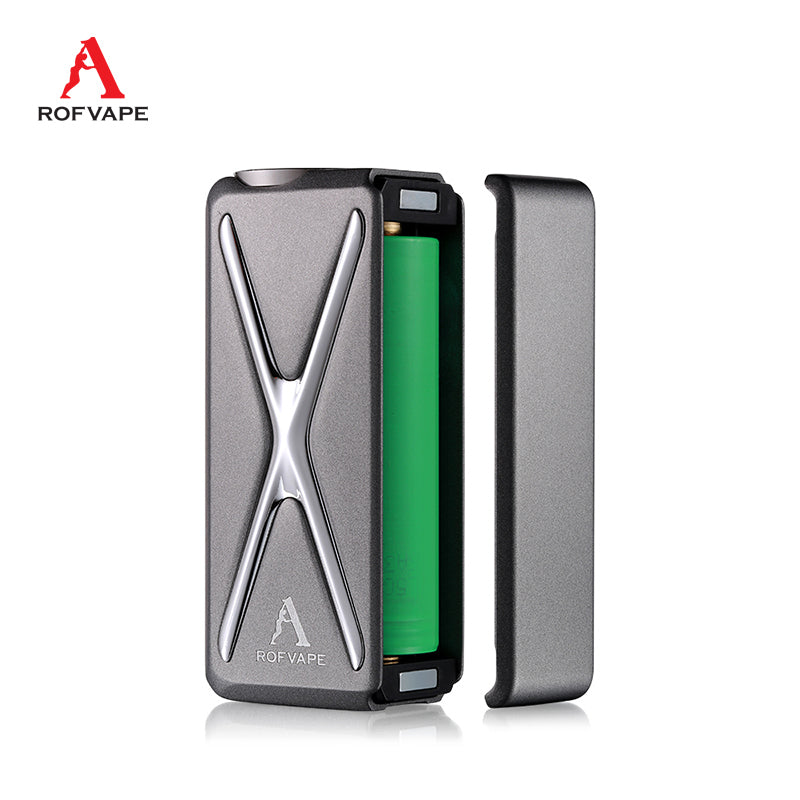 Rofvape Witcher XER 90W TC BOX MOD Single 18650 - Grey