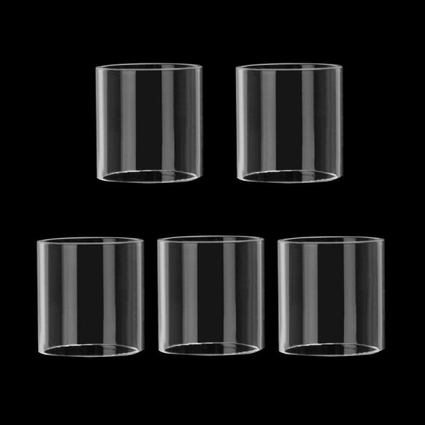 5 x Replacement Pyrex Glass Tube for SMOK Vape Pen 22 - 5pcs Pack NEW
