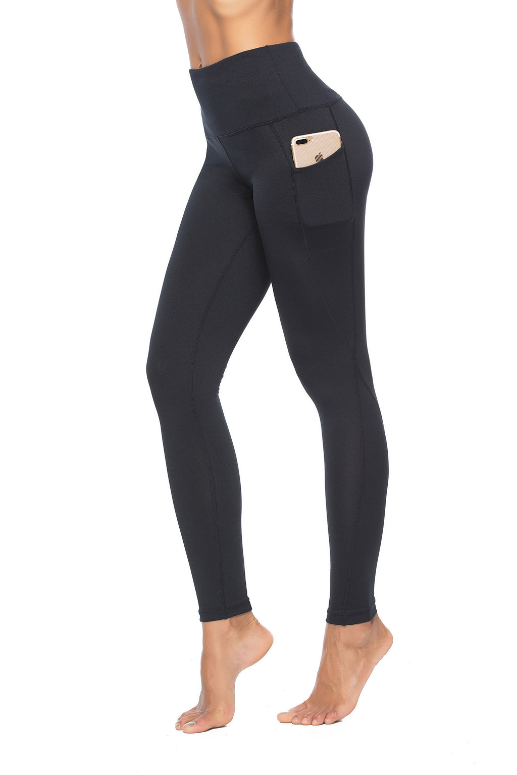 Athletic High Waist Pocket Leggings