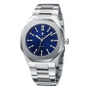 Water Resistant Stainless Steel Wrist Watches for Men