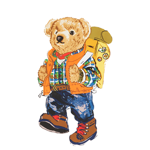 Dartmouth DOC Bear - Sticker