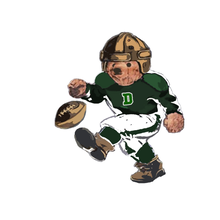 Load image into Gallery viewer, Dartmouth Football Bear - Sticker