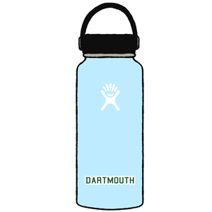 Dartmouth Hydroflask - Sticker
