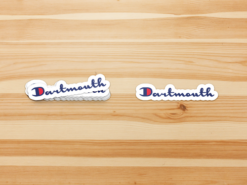 Dartmouth Champion - Sticker