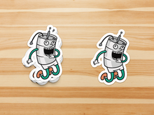 Load image into Gallery viewer, Keggy is Dead - Stickers
