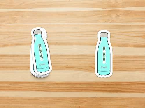 Dartmouth S'well Bottle - Sticker