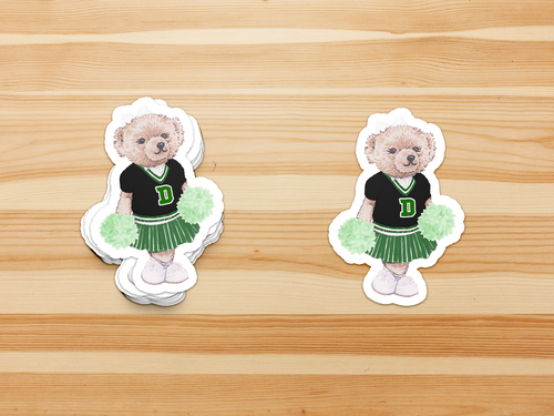 Dartmouth Cheerleading - Sticker