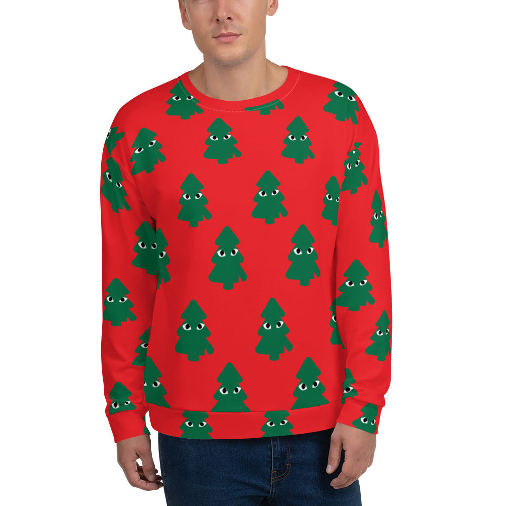 COMME des DARTMOUTH - Ugly Christmas Sweater