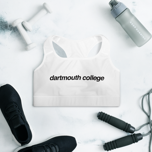 Dartmouth College - Padded Sports Bra