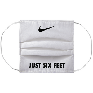 Just Six Feet - Face Mask Covers