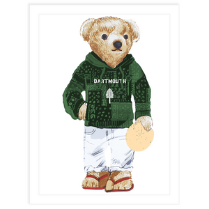 Dartmouth College Bear - Sticker