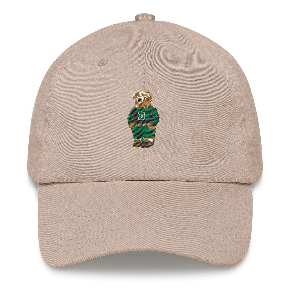 eee57d58bc92b Dartmouth Generic Polo Bear - Dad Hat – Dirtymouth Apparel