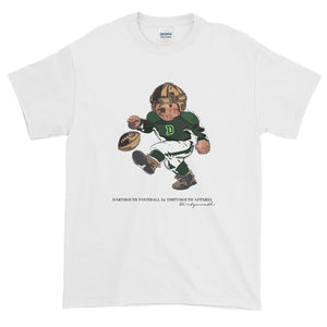 Dartmouth Football Polo Bear - T-Shirt