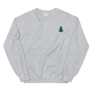 COMME des DARTMOUTH - Embroidered Crewneck Sweater
