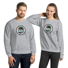 Load image into Gallery viewer, Dirtymouth Patagucci Circle - Crewneck Sweater