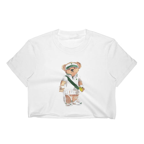 Dartmouth Women's Tennis - Crop Top