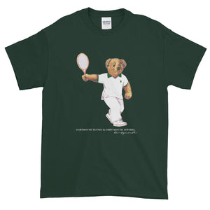 Dartmouth Tennis Polo Bear - T-Shirt
