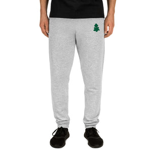 COMME des DARTMOUTH - Embroidered Joggers