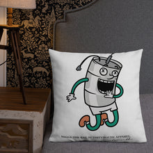Load image into Gallery viewer, Keggy is Dead - Throw Pillow