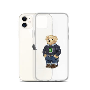 Dartmouth Generic Polo Bear - iPhone Case (Various Sizes)