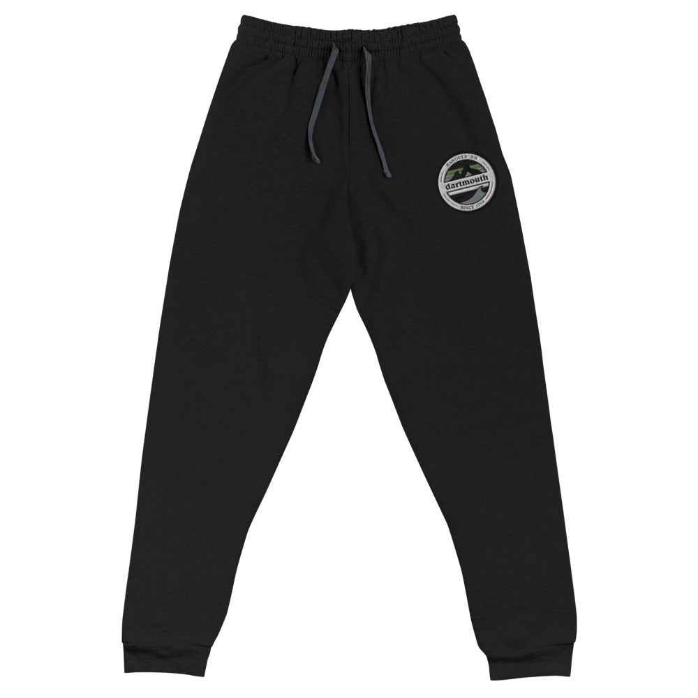 Dartmouth Patagucci Circle - Embroidered Joggers