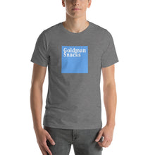 Load image into Gallery viewer, Goldman Snacks T-Shirt
