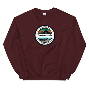 Dirtymouth Patagucci Circle - Crewneck Sweater