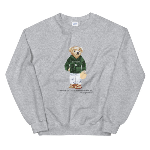 Dartmouth College Bear - Crewneck Sweatshirt