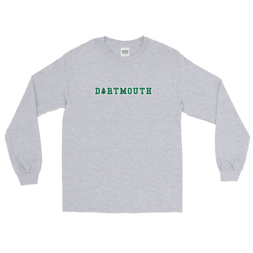CDG Dartmouth Tree - Long Sleeve Print T-Shirt