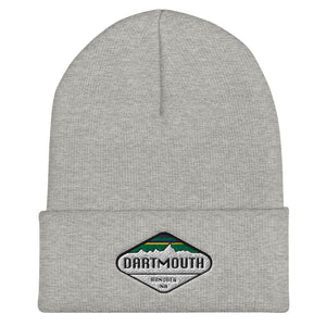 Dartmouth Patagucci Diamond - Cuffed Beanie