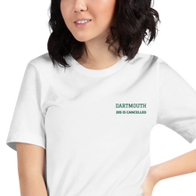Load image into Gallery viewer, Dartmouth Embroidered 20S - T-Shirt