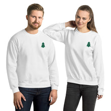 Load image into Gallery viewer, COMME des DARTMOUTH - Embroidered Crewneck Sweater