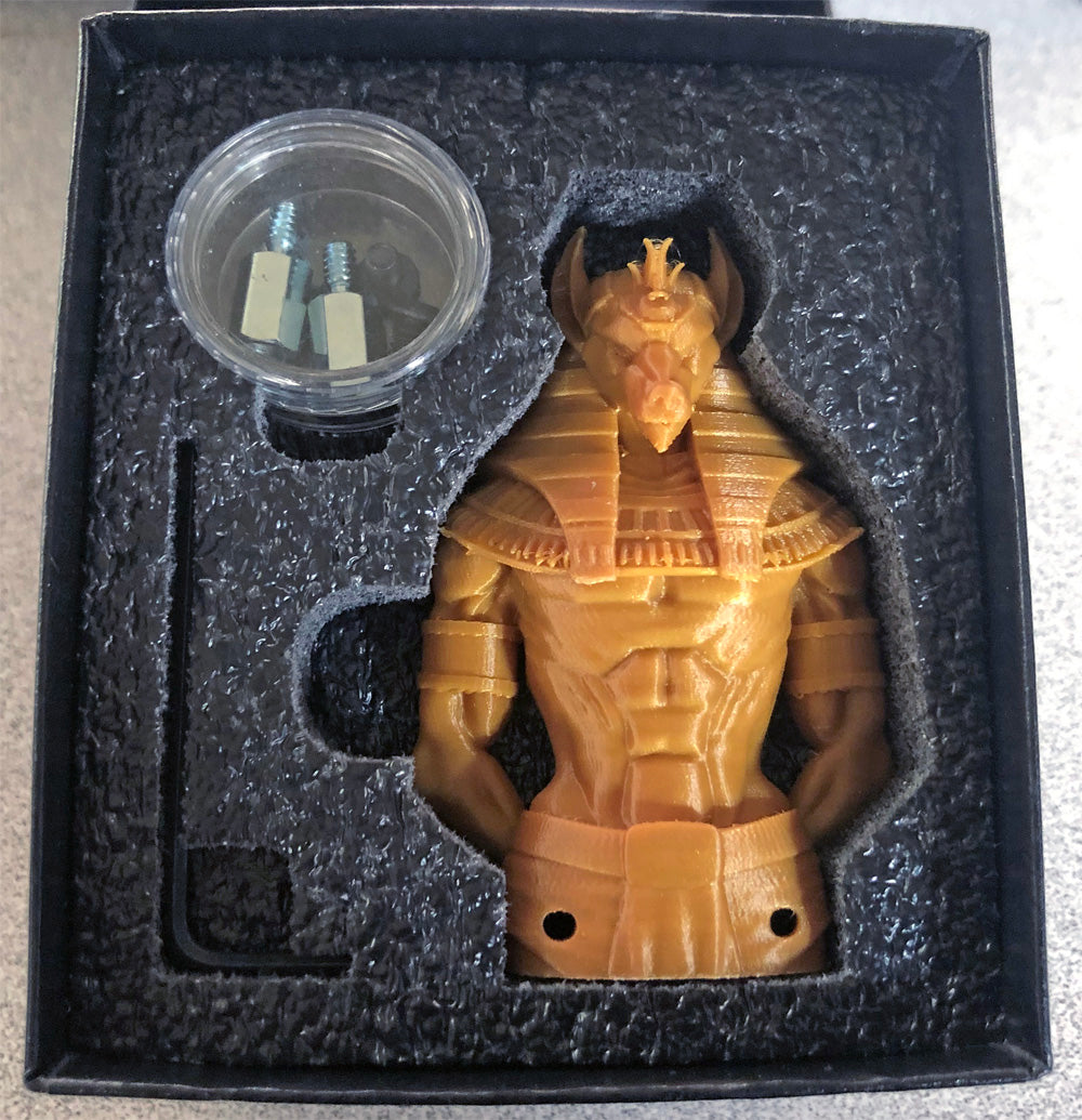 Iron Maiden 3D Anubis Kit