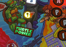 Load image into Gallery viewer, Turtle Power Oversized Insert Bracket